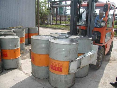 Drum Clamp With 4 Drum Oil